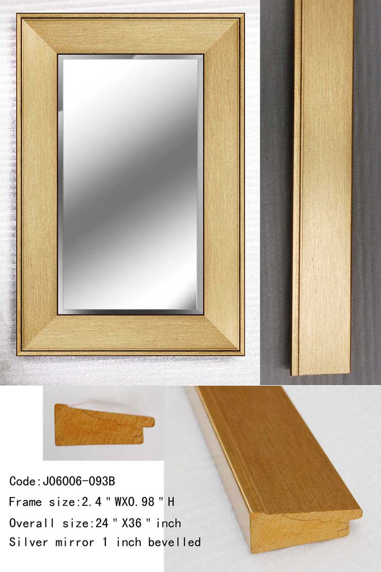 Gold Wall Frames
